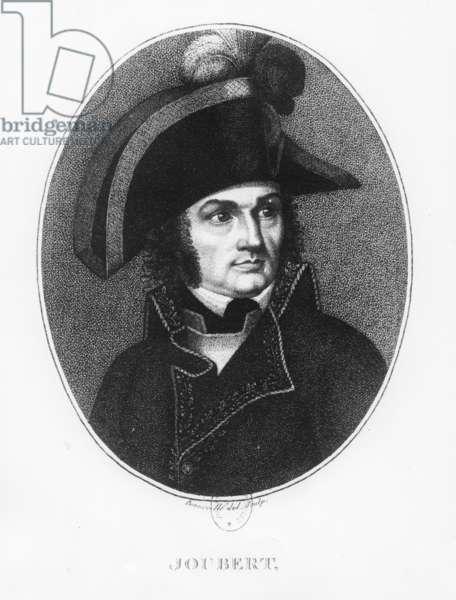 General Barthélemy Catherine Joubert (litho)
