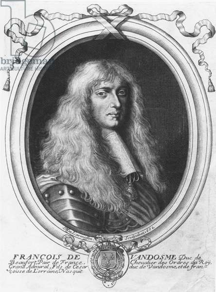 François de Vendôme (engraving)
