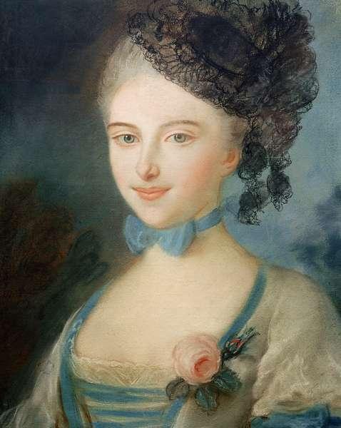 Portrait of Madame Balzac, c.1798 (oil on canvas)