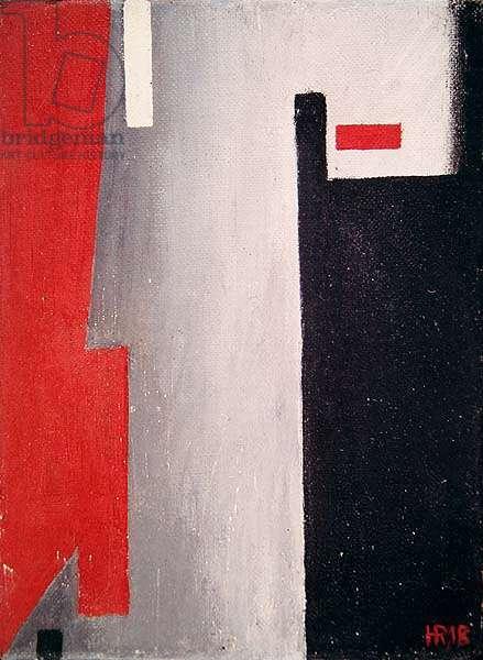 Dada Head, 1919 (oil on canvas)