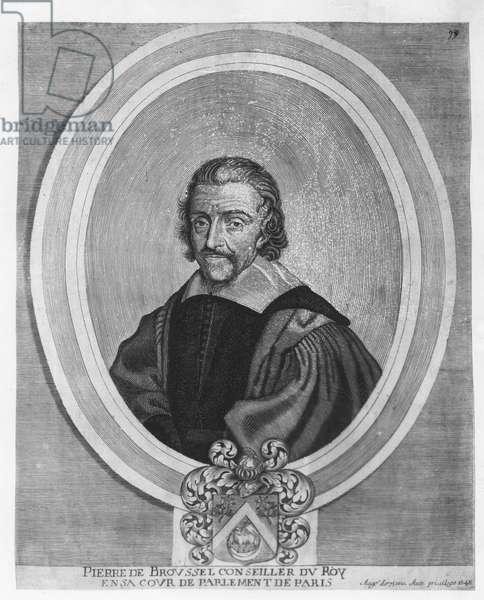 Pierre Broussel (engraving)