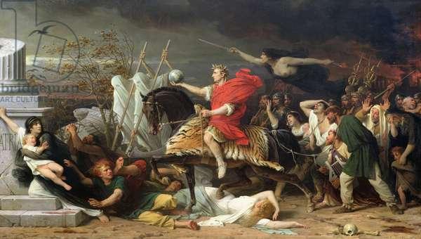 Caesar, 1875 (oil on canvas)