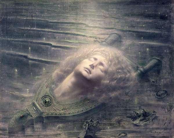 Orpheus, 1893 (oil on canvas)
