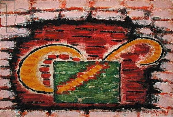 Composition, c.1928-29 (oil on canvas)