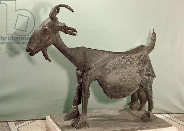 The Goat, 1950 (bronze)