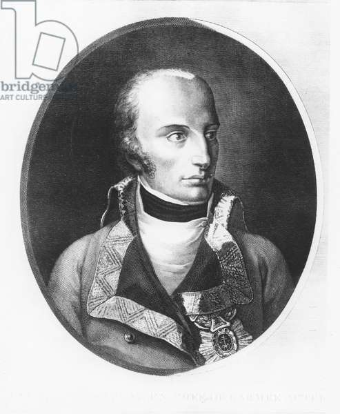Charles, Archduke of Austria (engraving)