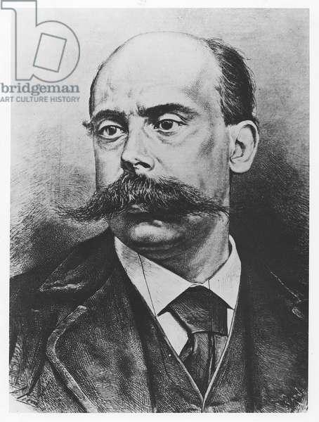Emilio Castelar (engraving)