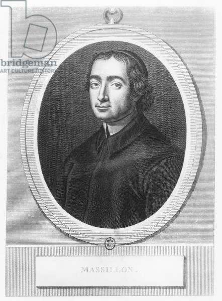 Jean-Baptiste Massillon (engraving)