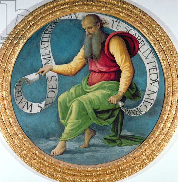 King David, c.1512-17 (oil on panel)