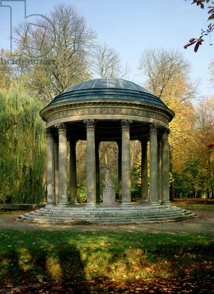 The Temple of Love in the Parc du Petit Trianon, 1777-78 (photo)