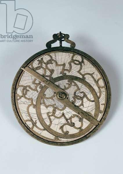 Astrolabe (metal)