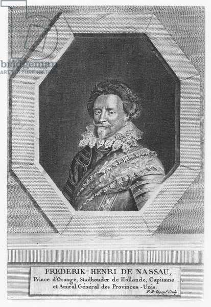 Frederick Henry, Prince of Orange-Nassau (engraving)