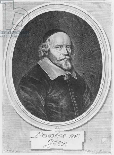 Louis de Geer (engraving)