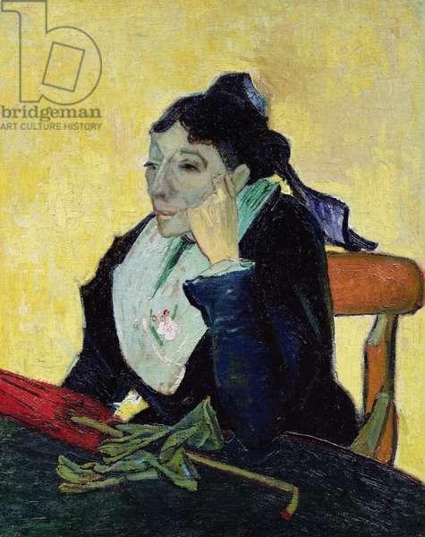 L'Arlesienne, 1888 (oil on canvas)