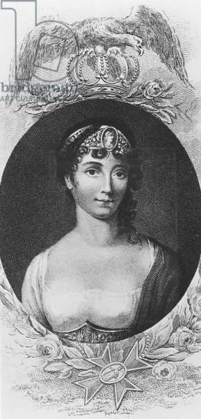 Princess Augusta of Bavaria (engraving)