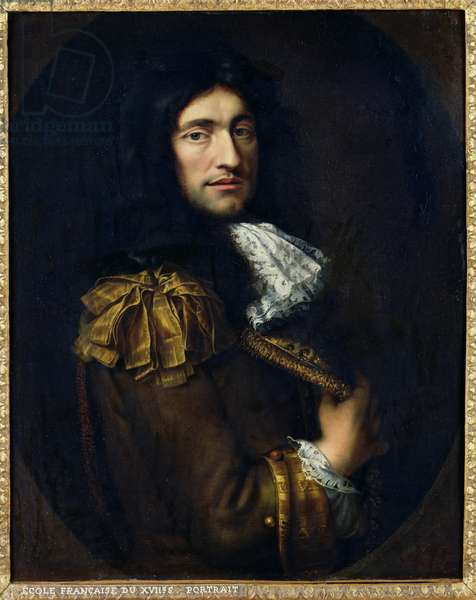 Portrait of a Man (oil on canvas)