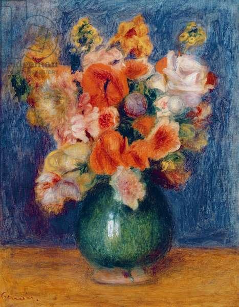 Bouquet, c.1900 (oil on canvas)