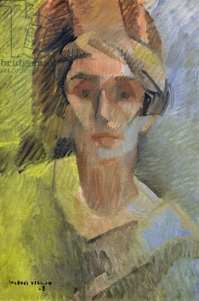 Portrait of Madame Arthus Bulard, 1928 (oil on canvas)