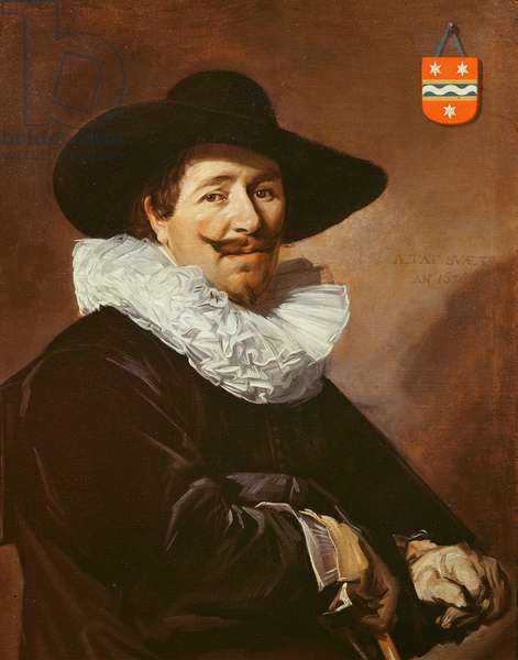 Andries van der Horn, 1638 (oil on canvas)