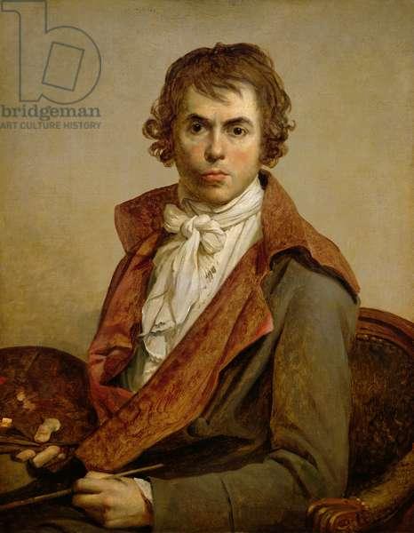 Self Portrait, 1794 (oil on canvas)