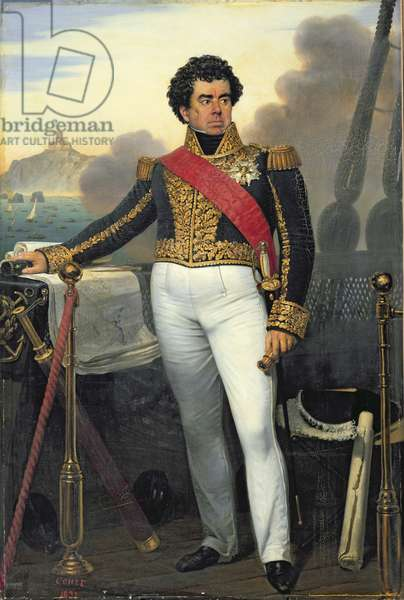 Victor Guy (1775-1846), baron Duperre, 1832 (oil on canvas)