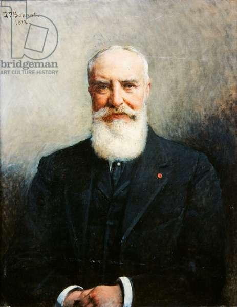 Portrait of Henri Deutsch de la Meurthe, 1913 (oil on canvas)