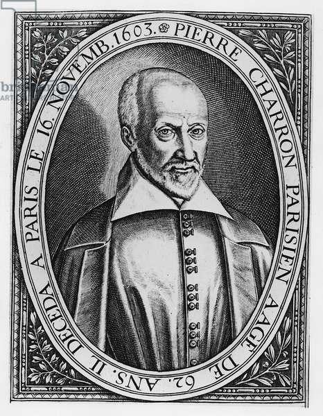 Pierre Charron (engraving)