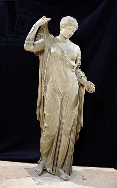 Aphrodite Genetrix, Roman copy, after a late 5th century BC original attributed to Callimachus (marble) (see 164600 to 164606, 191005 for details)