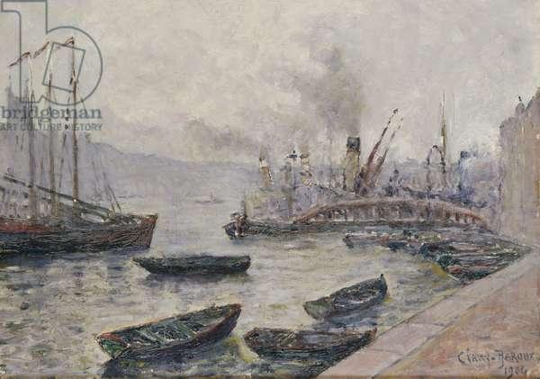 London Bridge, 1904 (oil on canvas)