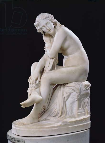 Out of the Bath (marble)