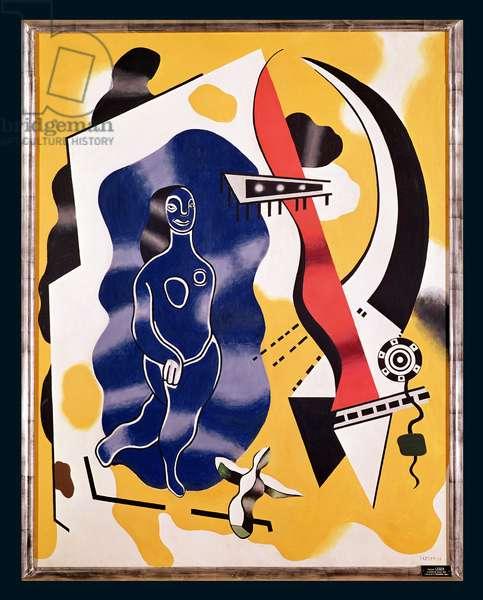 The Blue Dancer, 1930 (oil on canvas)