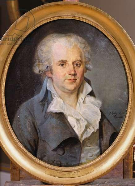 Georges-Jacques Danton, 1793 (oil on canvas)