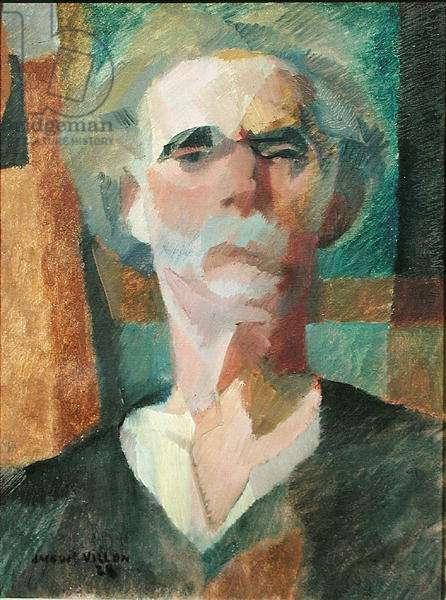 Portrait of Arthus Bulard, 1928 (oil on canvas)