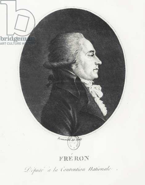 Louis-Marie Stanislas Fréron (litho)