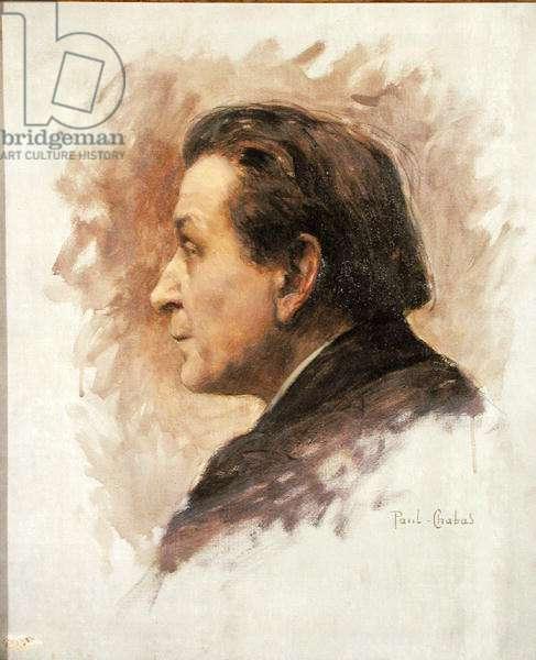 Francois Coppee (1842-1908) 1895 (oil on canvas)