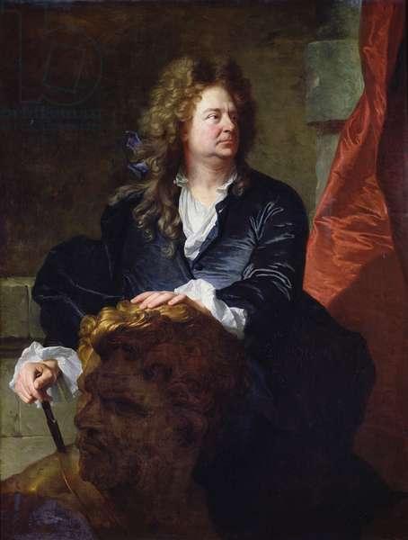 Martin van den Bogaert (1640-94) known as Desjardins, 1692 (oil on canvas)