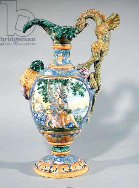 Ewer, c.1670 (ceramic)