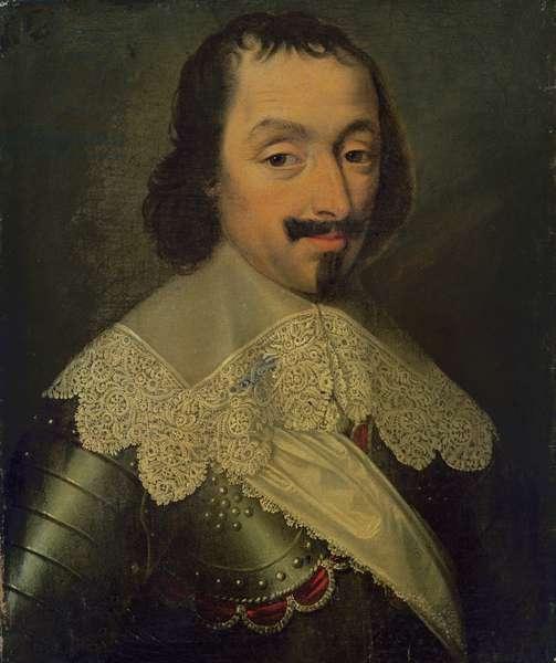 Marshal Louis de Marillac (1573-1632) (oil on canvas)