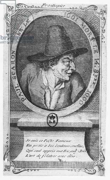 Paul Scarron (engraving)