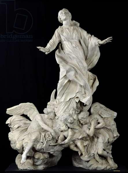 Assumption of the Virgin (stone)