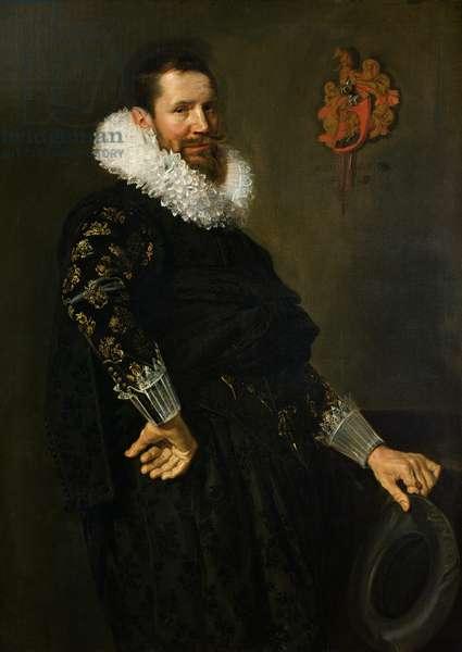 Paulus van Beresteyn (1588-1636) c.1619-20 (oil on canvas)