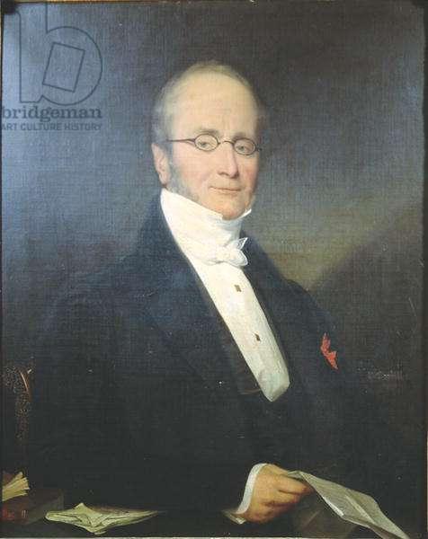 Jean-Baptiste Guyonnet de Merville, 1837 (oil on canvas)