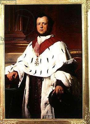 Count Narcisse-Achille de Salvandy (1795-1856) 1846 (oil on canvas)