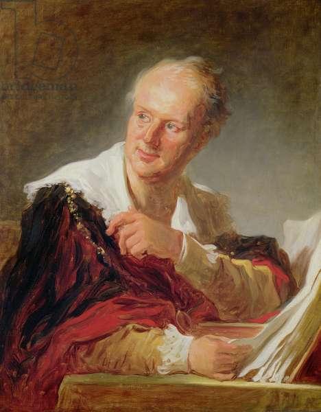 Portrait of a Man, c.1769 (oil on canvas)