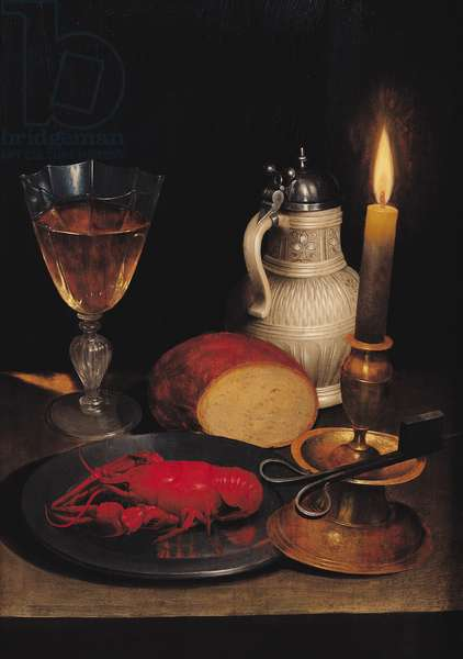 Still Life, c.1630-35 (oil on panel)