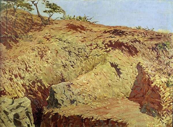 Malaga, 1896 (oil on canvas)