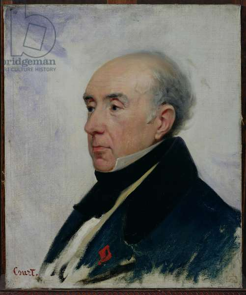 Francois Antoine Boissy d'Anglas (1756-1826) (oil on canvas)