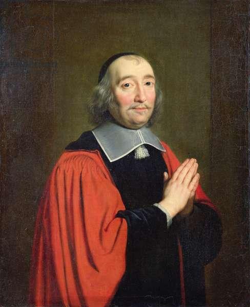 Germain Piètre, Prosecutor of the City of Paris, 1653 (oil on canvas)