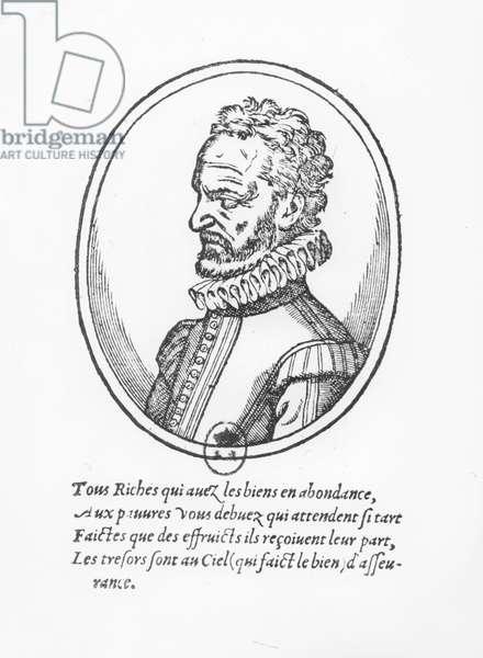 Barthélemy de Laffemas (engraving)