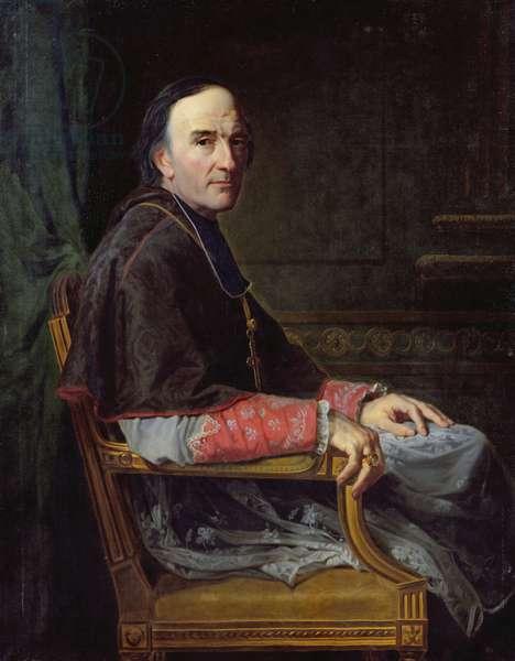 Georges Darboy (1813-71) Archbishop of Paris, 1878 (oil on canvas)